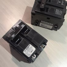 Siemens 30A 2 Pole 120/240V Type Q Breaker