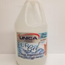 Gel d'alcool antibactérien pour les mains 4L